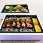 鰻弁当2段