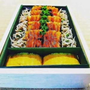 鰻弁当(1段)
