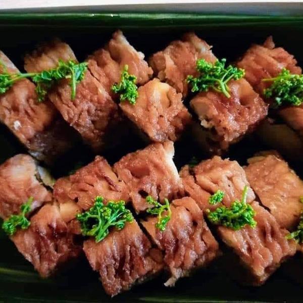 鱧の棒寿司